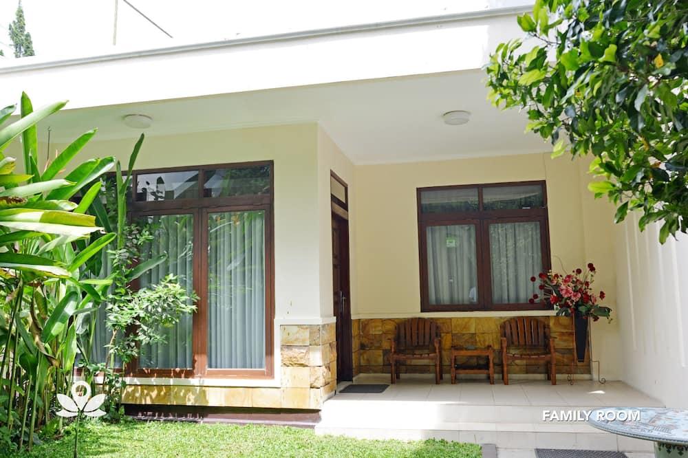Obiteljska soba - Terasa/trijem