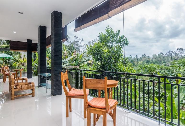 ZEN Rooms Ubud Laplapan, Ubud, Dvojlôžková izba, Terasa