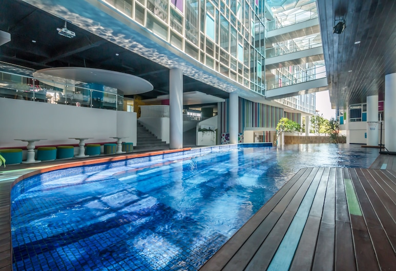 ZEN Premium Kuta Raya, Kuta, Hồ bơi ngoài trời