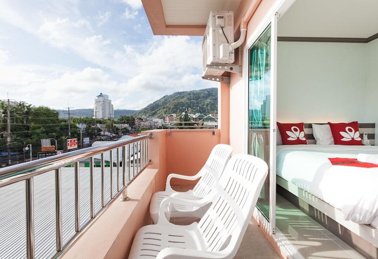 ZEN Rooms Patong Soi Chuwong, Patong, Dvojlôžková izba typu Superior, Balkón