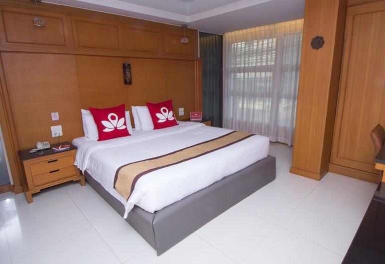 ZEN Rooms Sukhumvit 11, Bangkok, Dvojlôžková izba typu Superior, Hosťovská izba