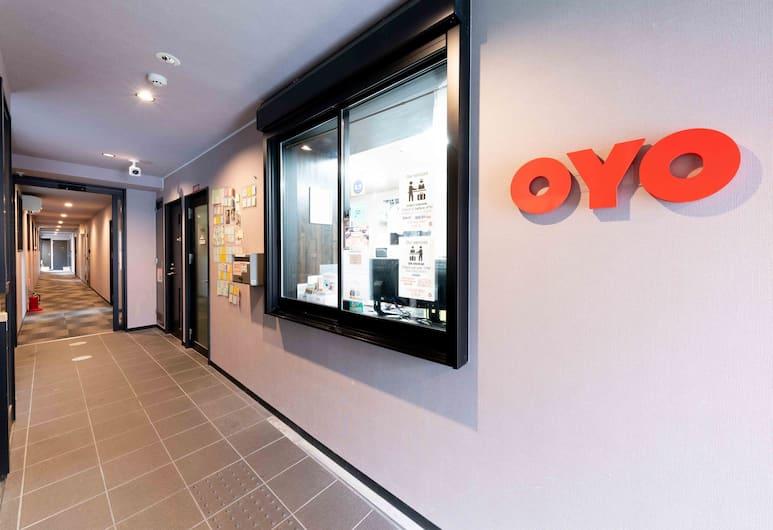 OYO 609 MUSUBI KYOTO Orient Gojozaka, Kyoto, Reception