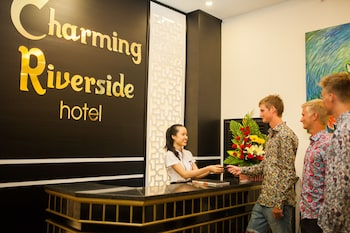 Picture of Charming Riverside Hotel in Hue