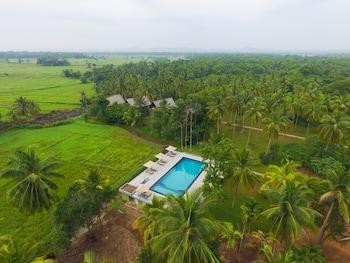 Fotografia hotela (Thidas Arana) v meste Polonnaruwa