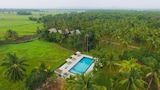Hotell i Polonnaruwa