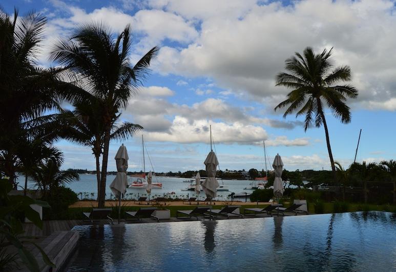 Rive Bleue Luxury Apartments, Grand-Baie, Pemandangan dari properti