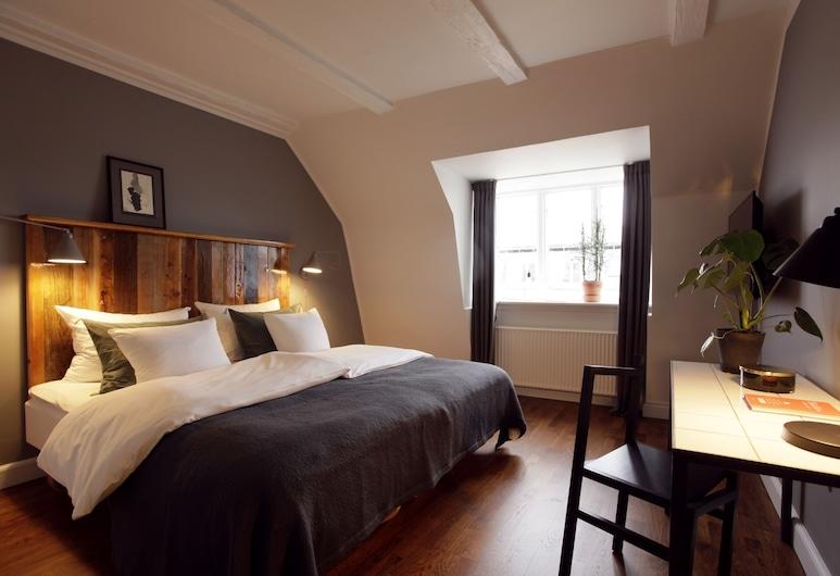 Arthur Aparts, Copenhagen, Deluxe Penthouse, 3 Bedrooms, City View, Guest Room