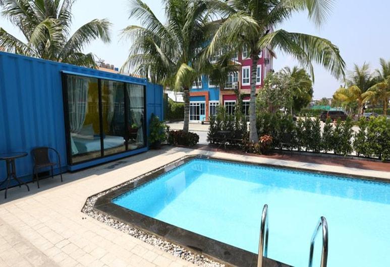 Chaamaran Boutique Hotel, Cha-am, Outdoor Pool