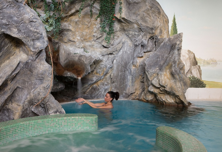 Hotel Savoy, Badia, Indoor Pool