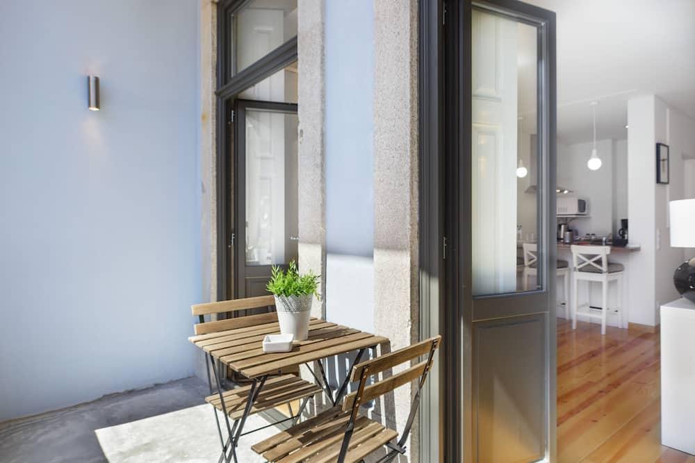 Apartmán typu Superior, 1 ložnice, balkon - Balkón