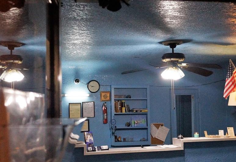 White Mountain Motel, Springerville, Hala