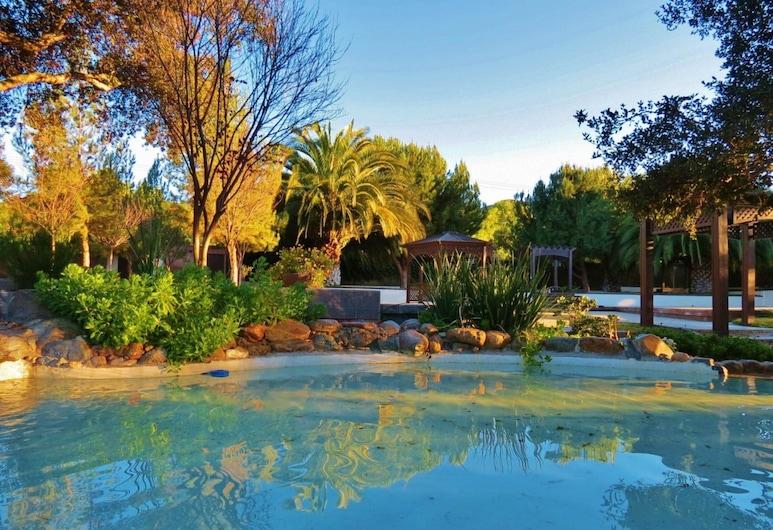 Quinta Arratz, Valle de Guadalupe, Piscina al aire libre