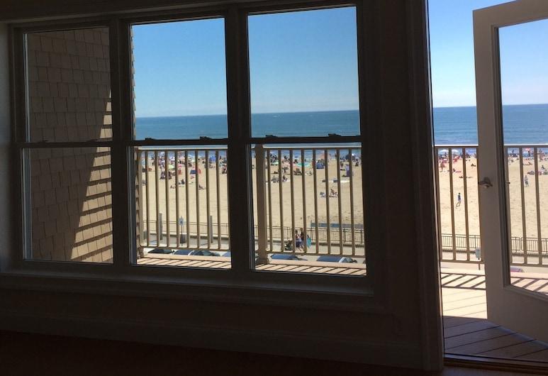Ocean Front Surf Condominium, Hampton, View from property