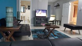 Imagen de New Kingston Guest Apartment at Donhead en Kingston