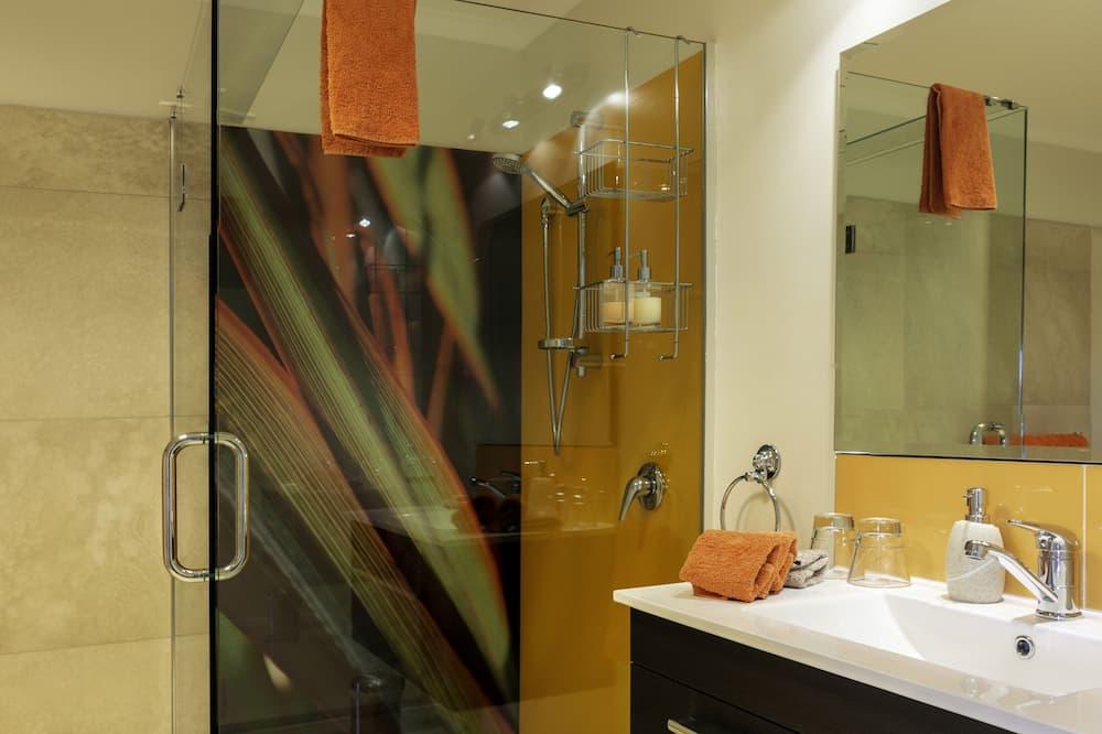 Izba typu Superior, výhľad na hory - Kúpeľňa