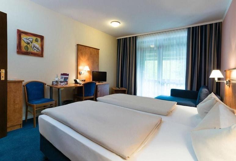 Hotel St. Georg Gmbh, Bad Aibling, Vista desde el hotel