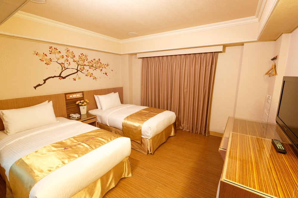 Book Spring Art Hotel (Hao Ying Hotel) in Kaohsiung | Hotels.com