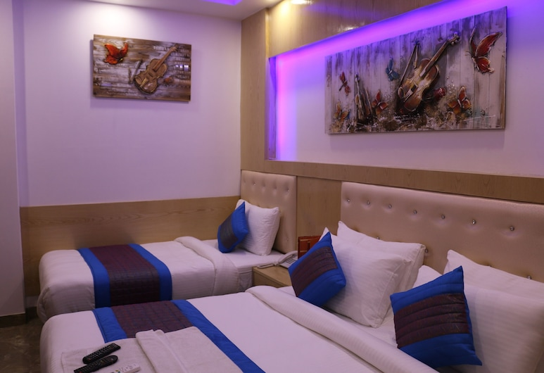 Hotel Prince Palace Deluxe By Check In Room, Yeni Delhi