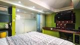 Hotell i centrala Pusan
