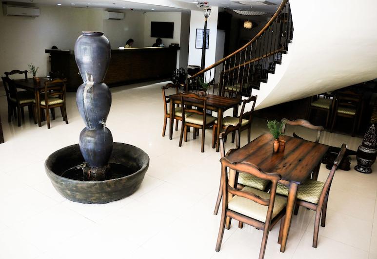 팜 그라스 호텔, Cebu, 로비