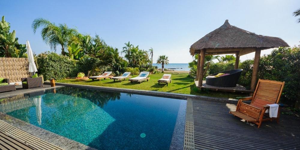 Oceanview Luxury Villa 038 Sotira Outdoor Pool