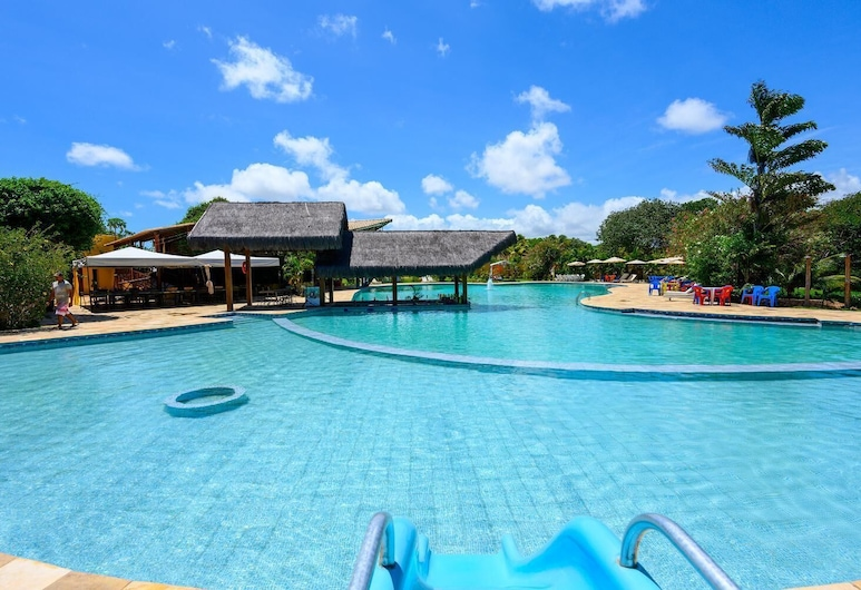 Lago Hotel, Tibau do Sul, Bazén
