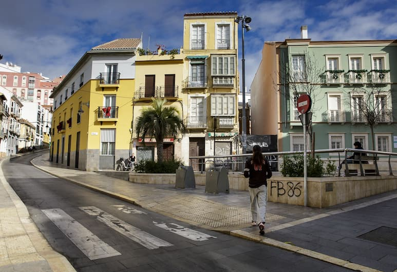 Sea & Wave Dos Aceras, Málaga