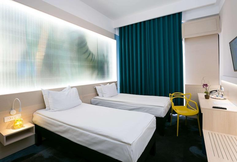 多瑙河加拉茨宜必思尚品飯店, 加拉奇, 標準客房, 2 張單人床, 客房