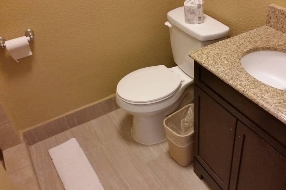 豪華客房, 2 張加大雙人床 - 浴室