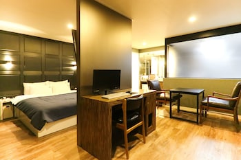 Foto van Louis Hotel in Busan