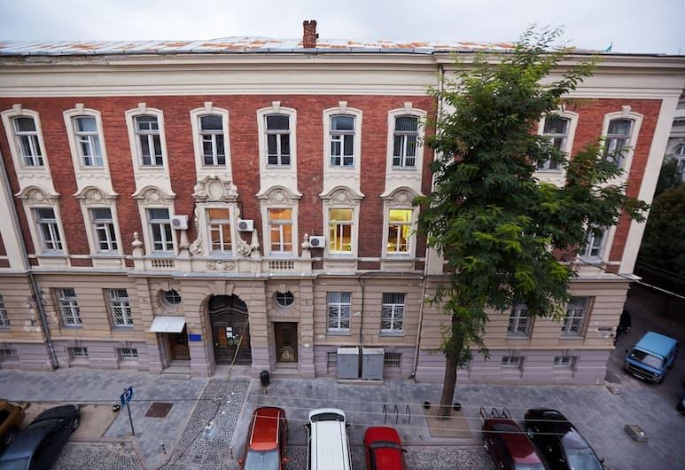 ASAO Apartments Walking Center Zone, Lviv, Apart Daire, 1 Yatak Odası, Mutfak, Oda manzarası