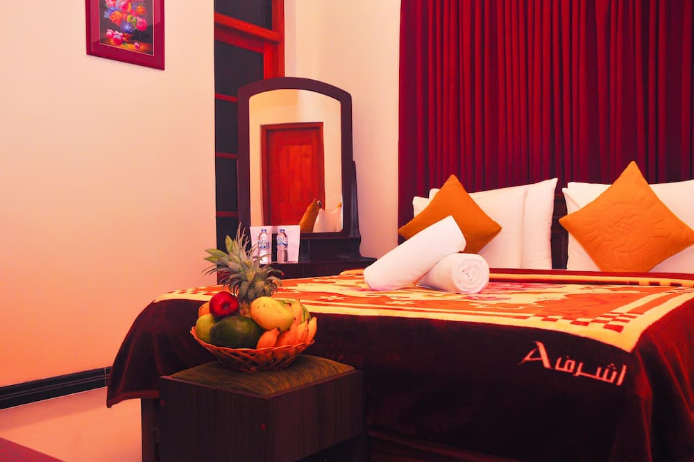 Deluxe-Einzelzimmer, 1Einzelbett, Gartenblick - Wohnzimmer