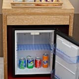 Premier Double Room - Mini Refrigerator