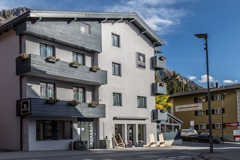 Vaz/Obervaz — zdjęcie hotelu Hotel AUSZEIT