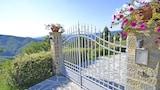 Foto van Villa Ginestra in Cortona