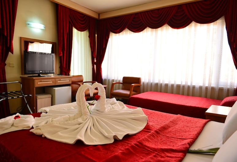 Kıvrak Hotel, Antalya, Grand-Einzelzimmer, Zimmer
