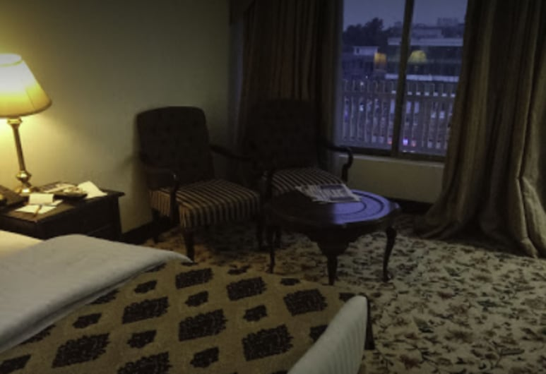 Hill View Hotel, Islamabad, Executive-Zimmer, Ausblick vom Zimmer