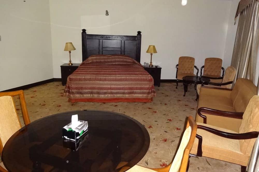 이그제큐티브룸 - 거실 공간