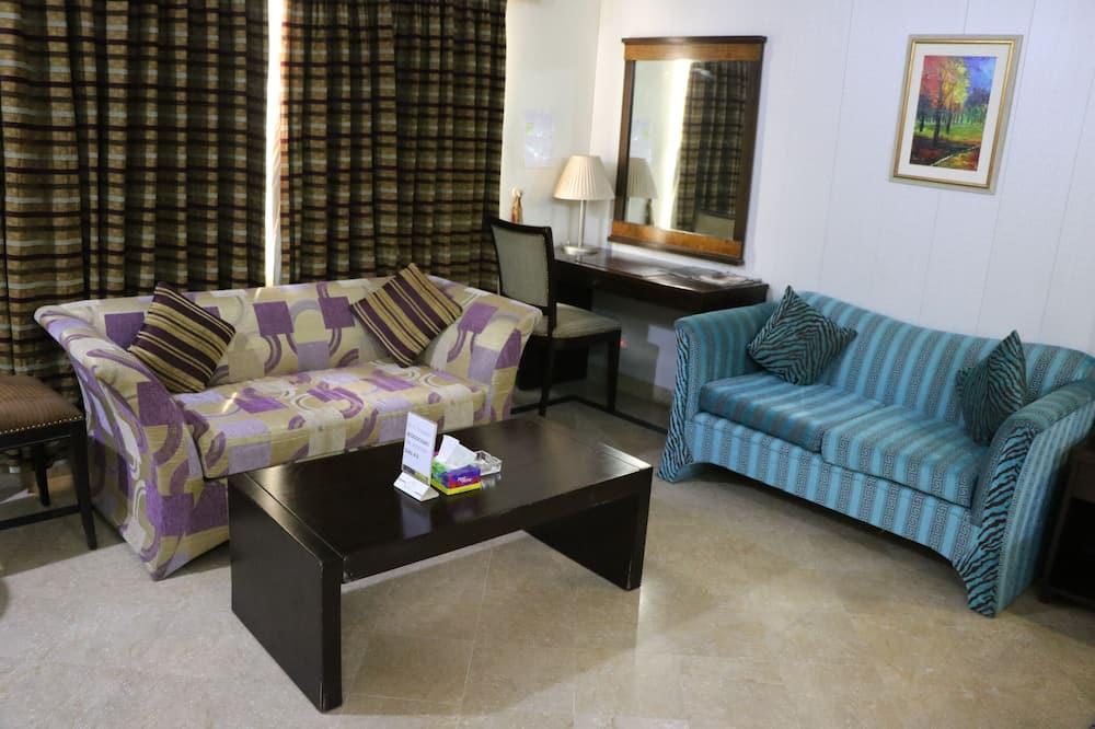 Izba typu Executive - Obývačka