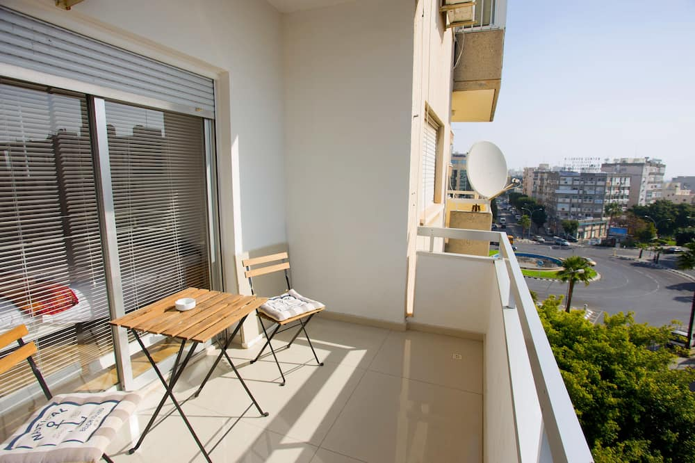 Apartman u centru - Balkon