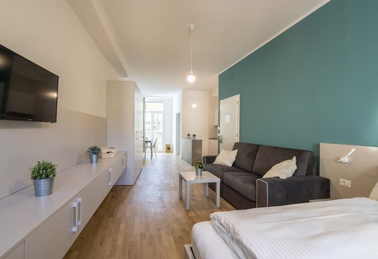 Capitol Rooms, Bolzano, Studio Standard, Chambre