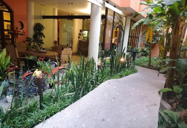 Hotel Villa Manzanares, אגואס קליינטס