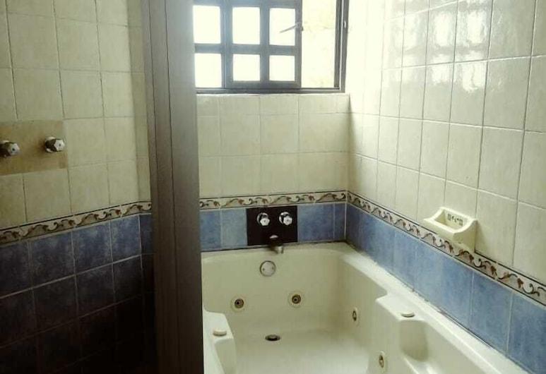Hotel Villa Manzanares, Aguaskalientesas, Trivietis kambarys, Kelios lovos, Sūkurinė vonia