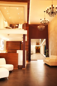 A(z) Hotel MS hotel fényképe itt: Cholula