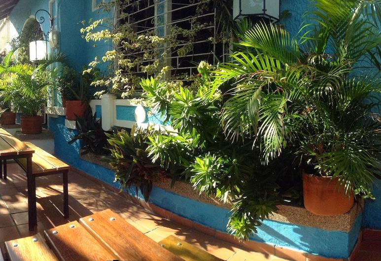 Aluna Hostel B&B, Santa Marta, Pohľad na hotel