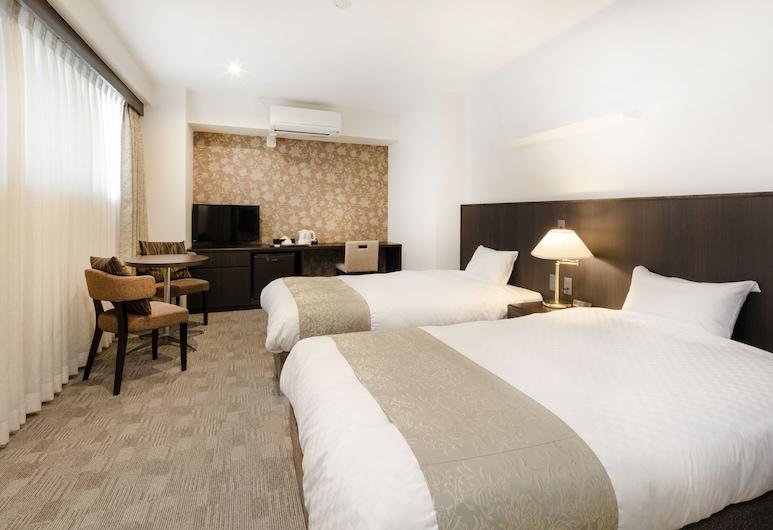 Racine Home Kyoto, Kyoto, Deluxe Twin Room, Room