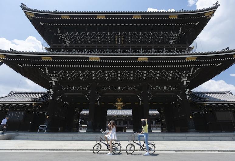 ラシーヌホーム京都, 京都市, 外装
