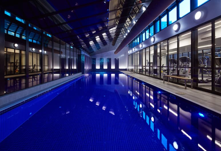 City Tempo - Lonsdale St, Melbourne, Indoor Pool