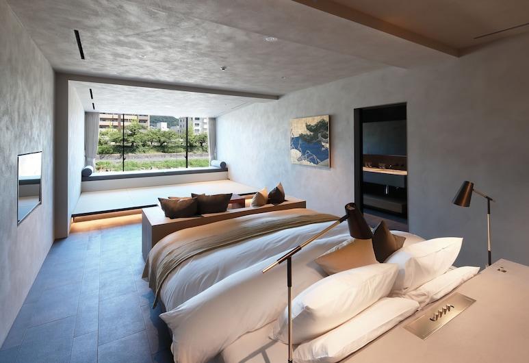 葵 HOTEL KYOTO, 京都市, スーペリア ダブルルーム リバービュー, 部屋