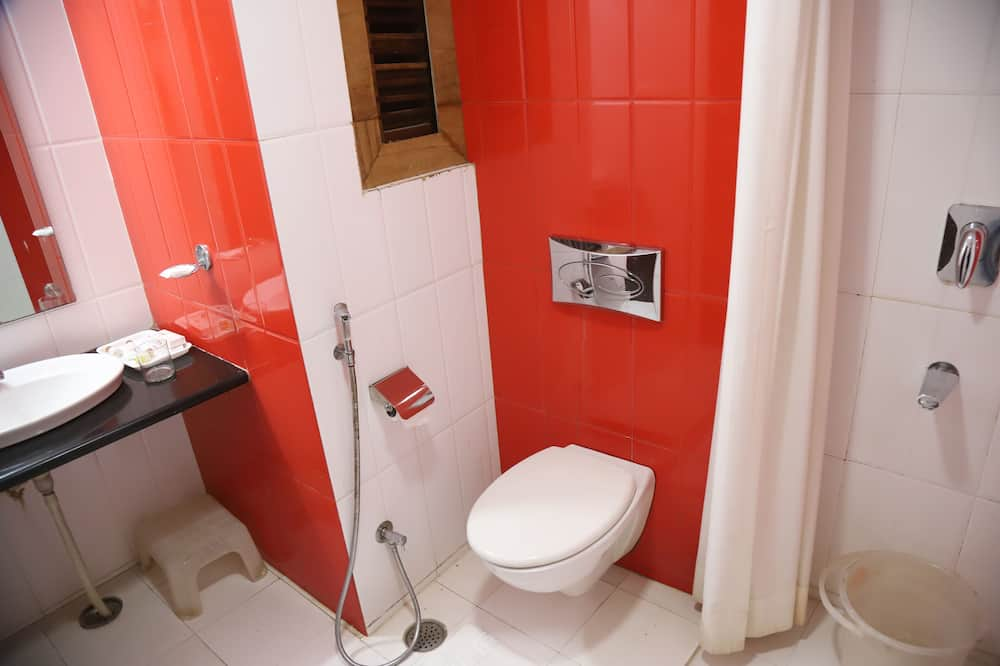 Executive szoba - Fürdőszoba